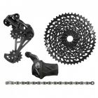 Grupa SRAM GX Eagle 1x12 Grip Shift Upgrade Kit